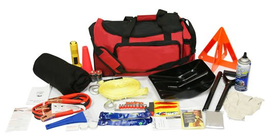 winter car emergency kits