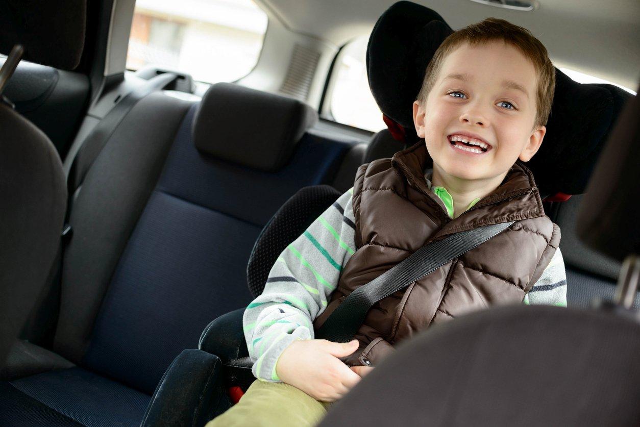 Front-Facing Car Seat
