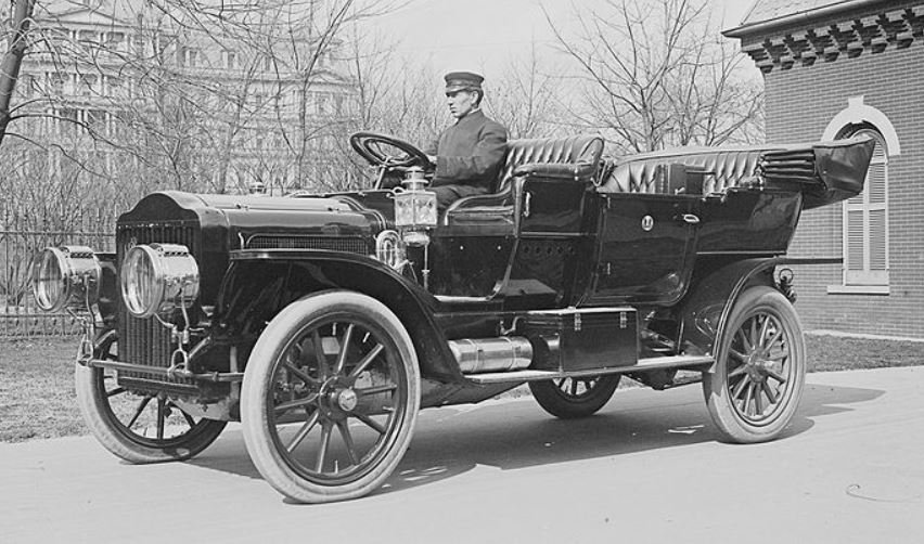 The First Car Ever Made >> Friday Roundup Our Presidents First Cars