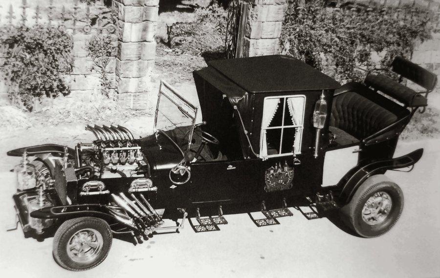 munsters-car