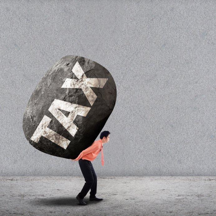 Weight tax concept 1