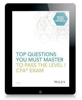 CFA Level 1 Top Questions