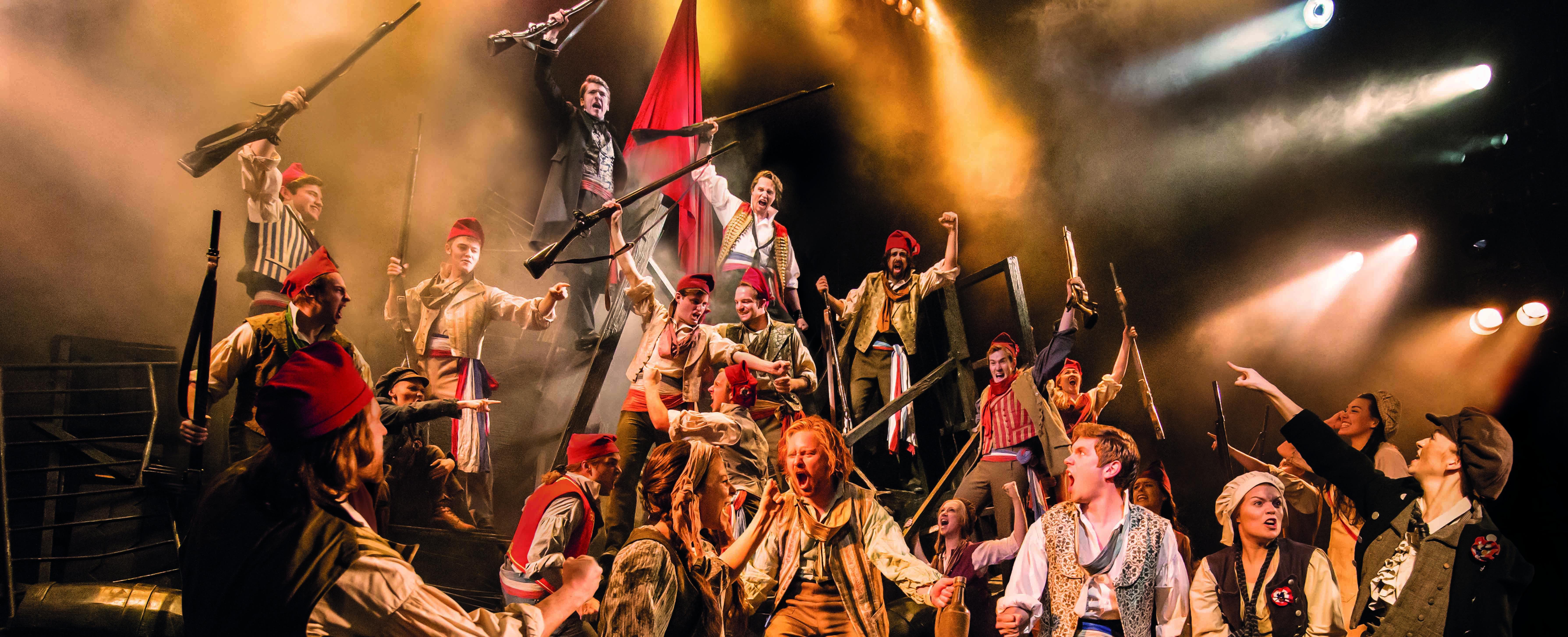 Les Misérables (Photo: Johan Persson)
