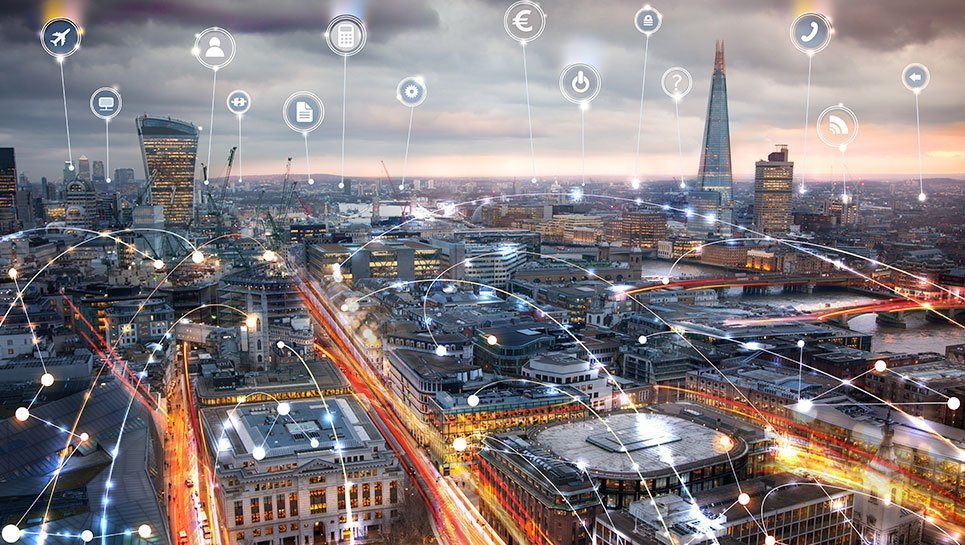 Digital transformation of the world