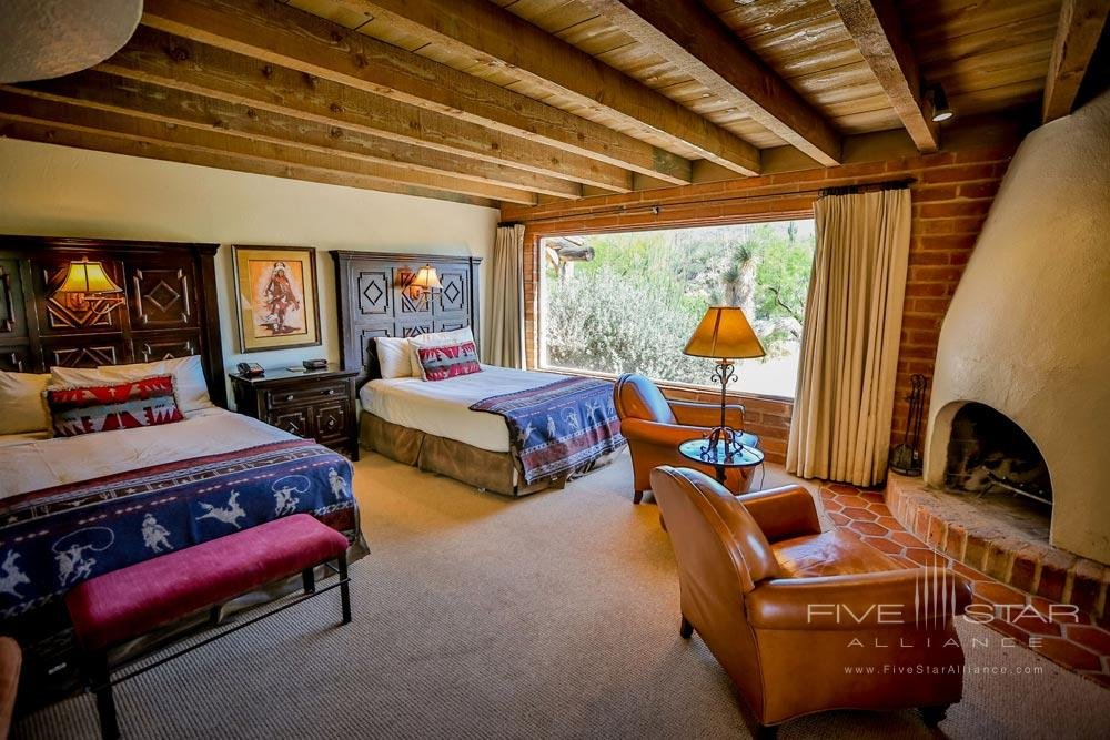 Guest Room at Tanque Verde Ranch