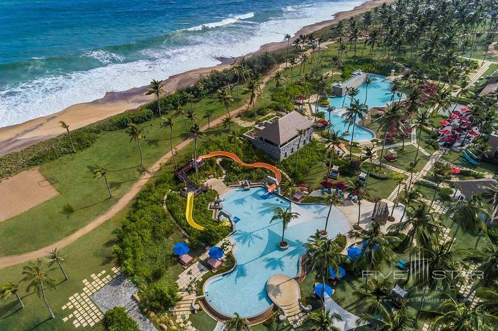 Overview of Shangri-La's Hambantota Golf Resort