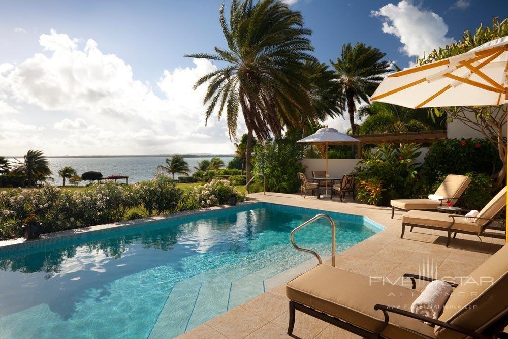Pool Villa at Jumby Bay Island