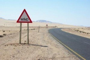 High Wind Driving