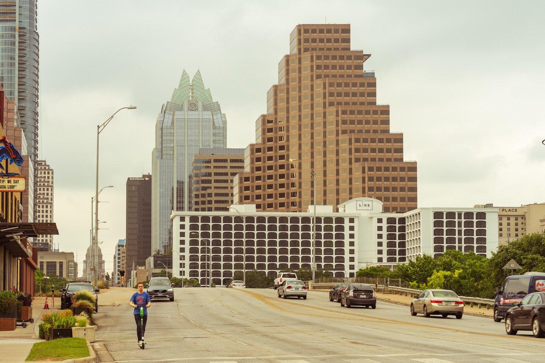 austin skyline texas