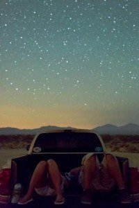 Valentine's Day ideas: stargazing