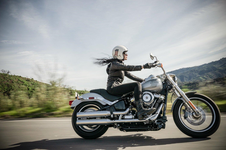 riding a motorcycle in colorado