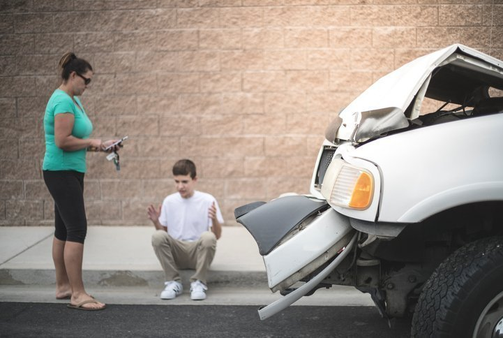 Talking. It's the most important think you can do to help your teen be a safe driver.