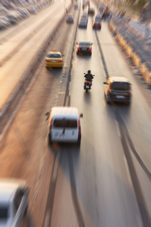 The Top 7 Causes of Motorcycle Accidents
