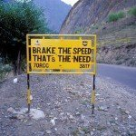 driving safety on the second highest road
