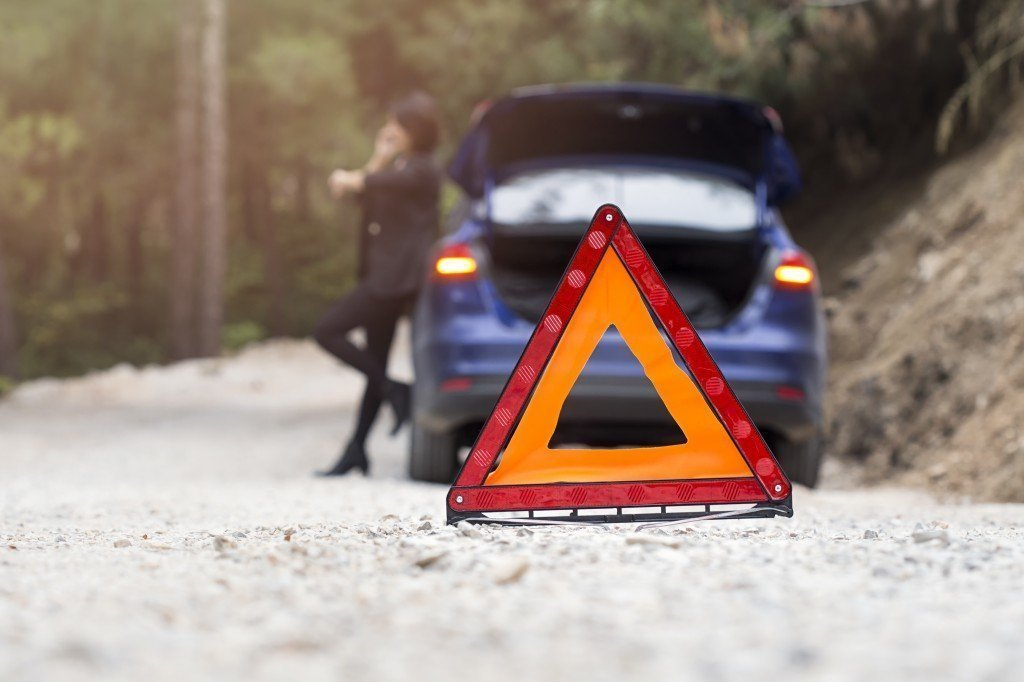 More than a third of last year's roadside calls required that the car be towed to a repair shop, and of those vehicles, 81% were more than 10 years old.