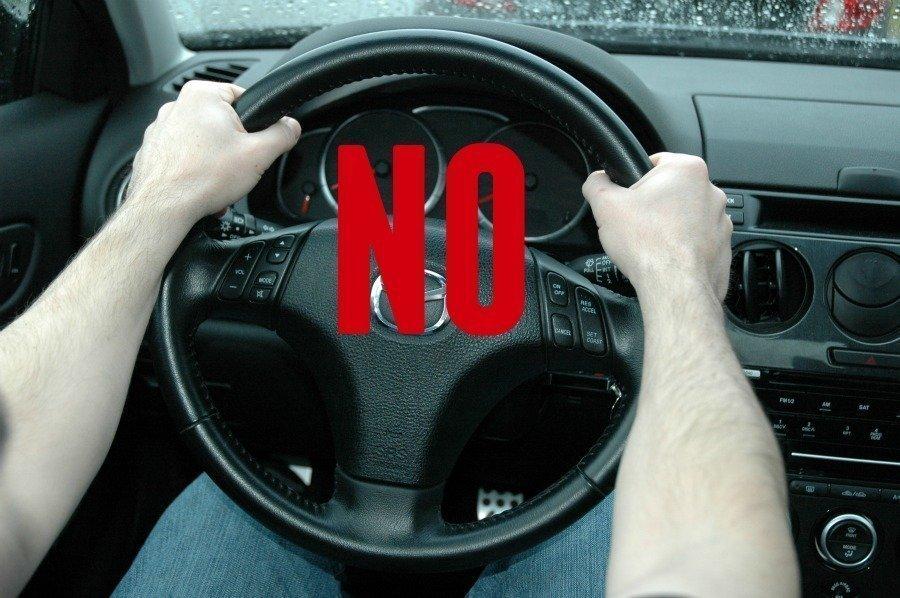 No wheel