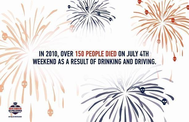 150 people died on July 4th in 2010