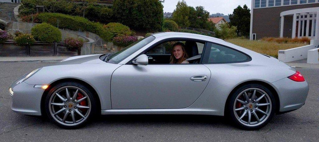Porsche Road Trip