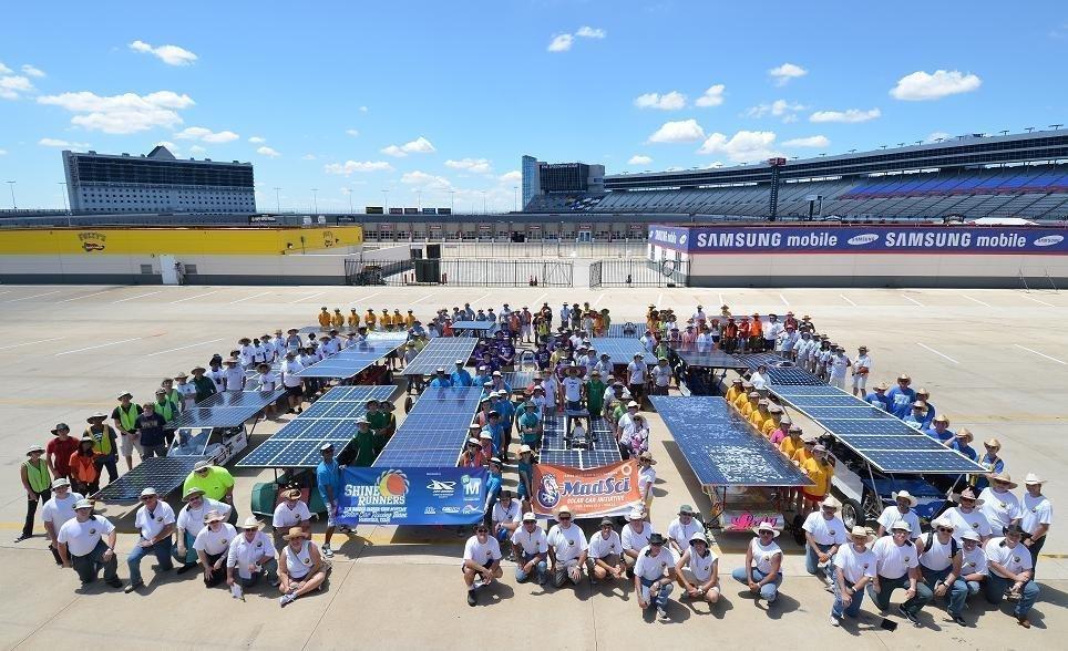 Solar Car Challenge Teams 2012