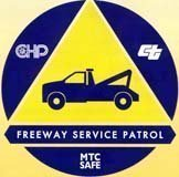 Bay Area Freeway Service Patrol logo