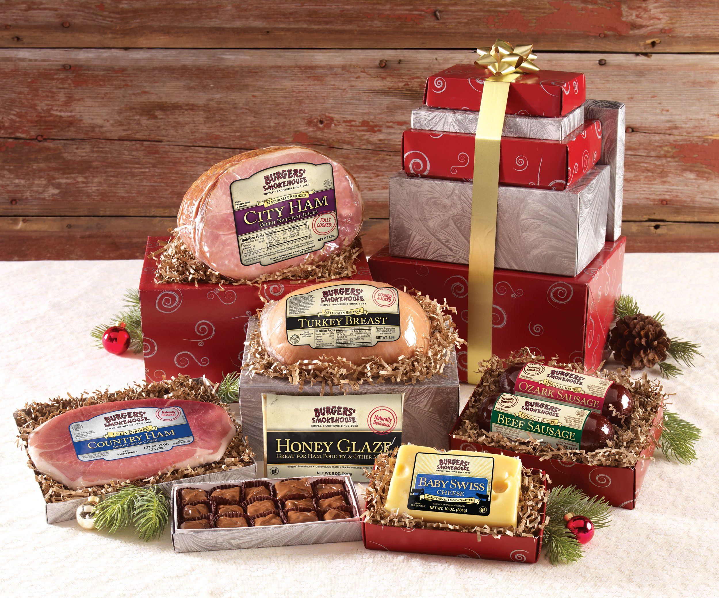 2018 Holiday Gift Baskets