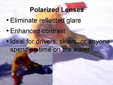 Polarized Sunglasses Lenses