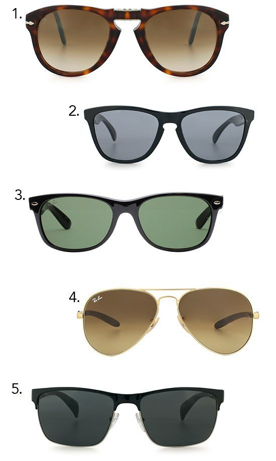 6880e339310b8 Persol PO0714 - Folding Sunglasses  for the man who appreciates  functionality. He ll love that these handmade frames can fold and fit  anywhere.