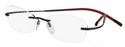 silhouette rimless glasses 7581