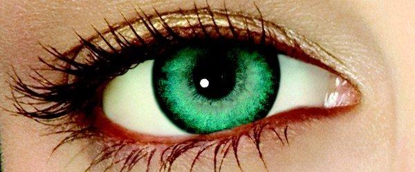 FreshLook Dimensions Contact Lenses in Caribbean Aqua