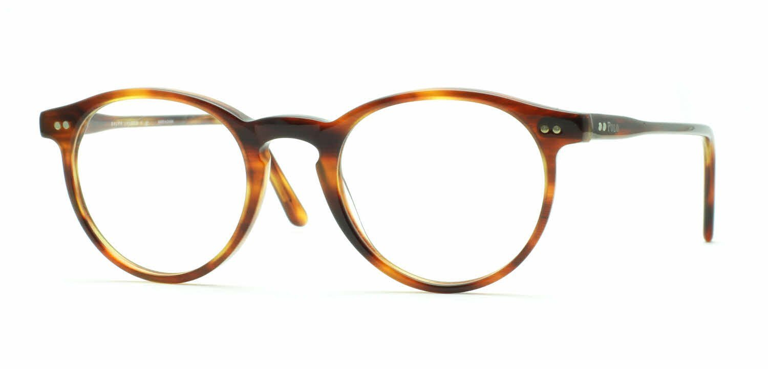 13ef7356c964 These Polo PH2083 round tortoiseshell glasses by Ralph Lauren are a modern  take on Harold Lloyd s original trend-setters. This classic silhouette is  ...