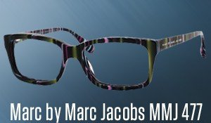 Marc by Marc Jacobs MMJ 477 Eyeglasses
