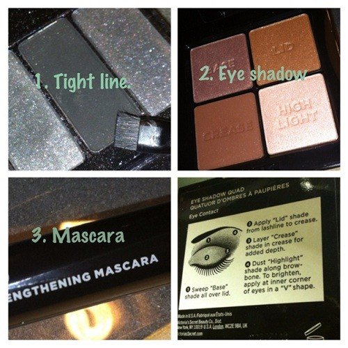 Makeup for Eyeglasses