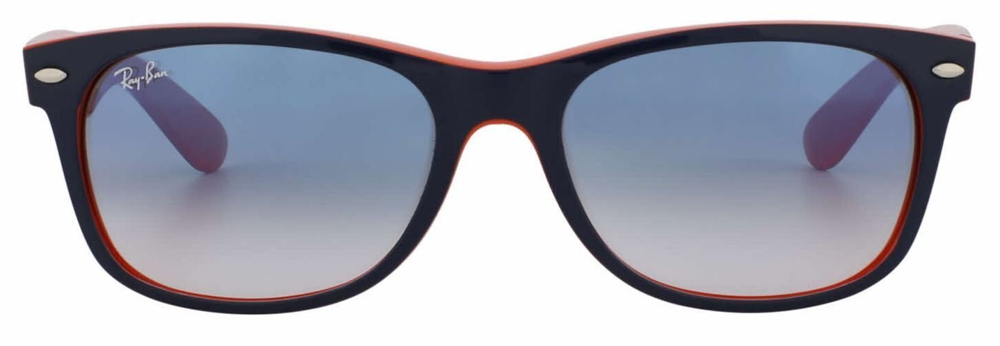 714ce4e6ee04 Ray-Ban New Wayfarer RB2132 with Gradient Tint