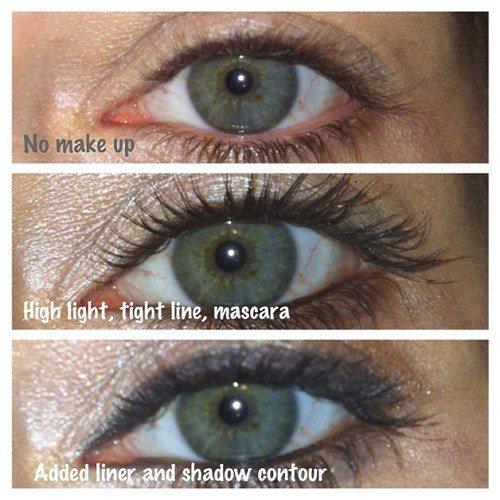 Adding Makeup