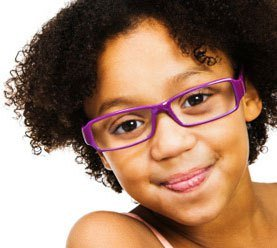 Selecting Girl's Prescription Eyeglasses