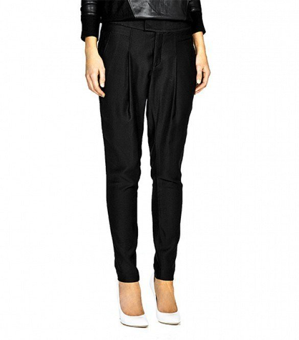 Ankle-Length Pants by Helmut Lang