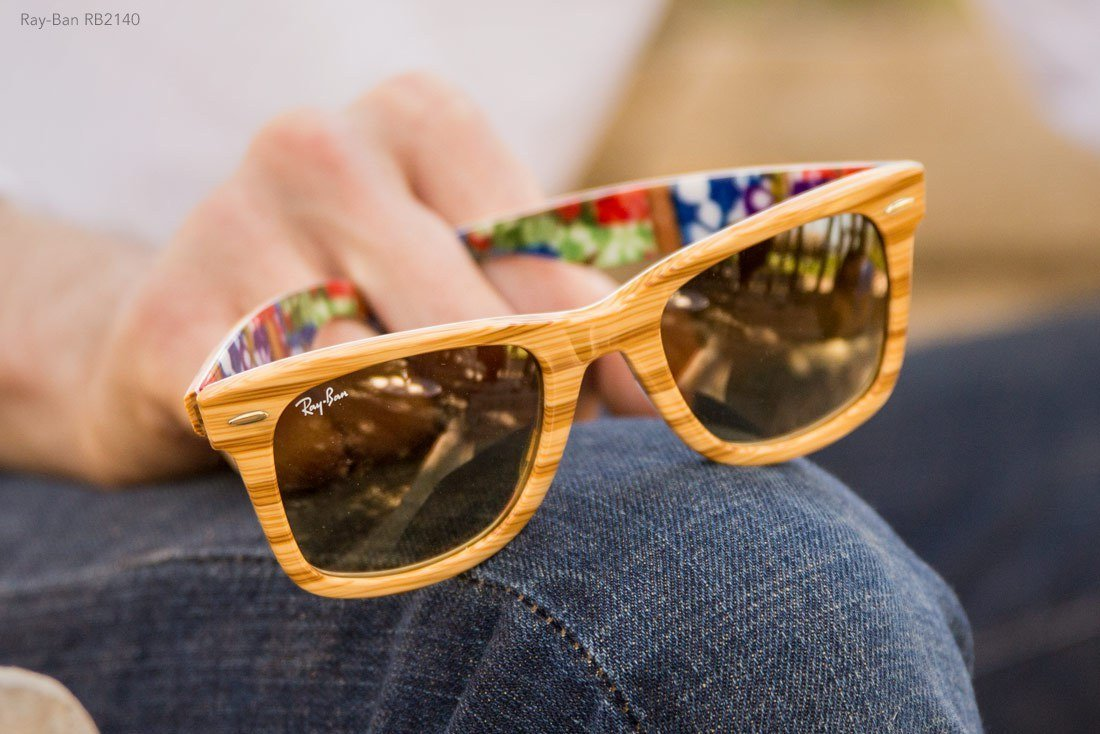 Ray-Ban's Rare Prints Augmented Reality