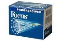 Focus Progressives Contact Lenses