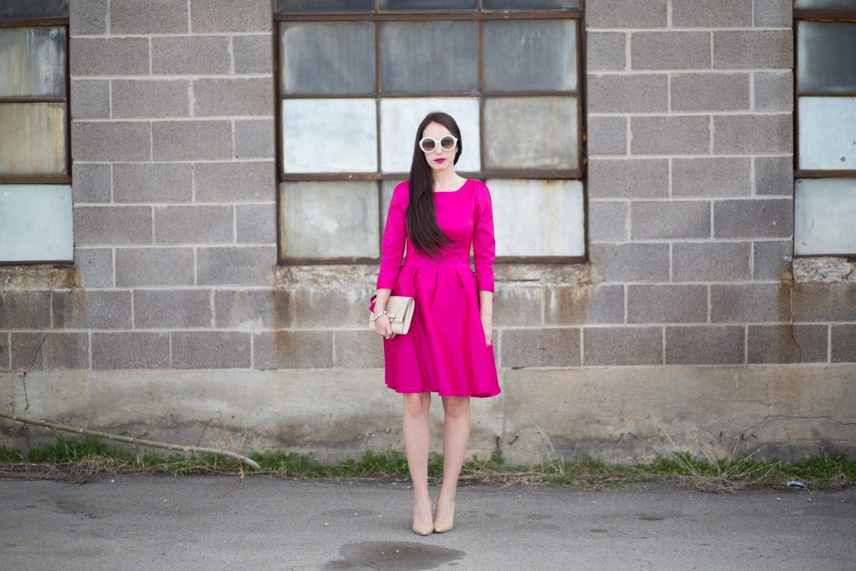 fashion_blogger_shabby_apple_pink_nutcracker_dress_review_style