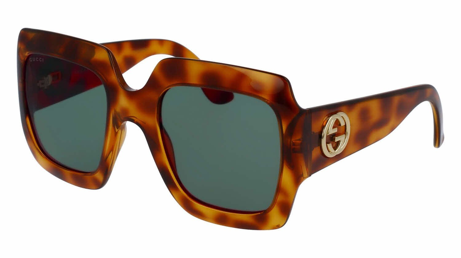 80d59a4417e These men s tortoise shell sunglasses by Persolmimic the famed aviator  profile. Blue gradient lenses give a fun pop against glowing amber hues.