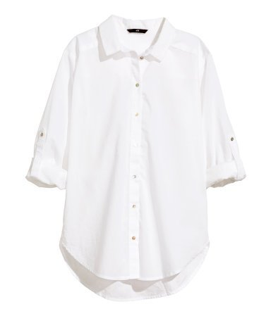 Button-Up Shirt, H&M