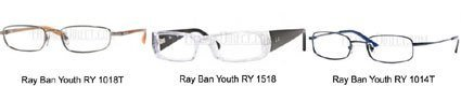 Ray Ban Youth eyeglasses