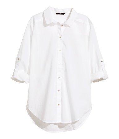 Button-Up Shirt, H&M