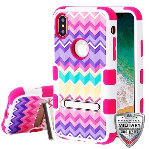 TUFF Hybrid Cases are the perfect iPhone accessories to keep cellphones safe.