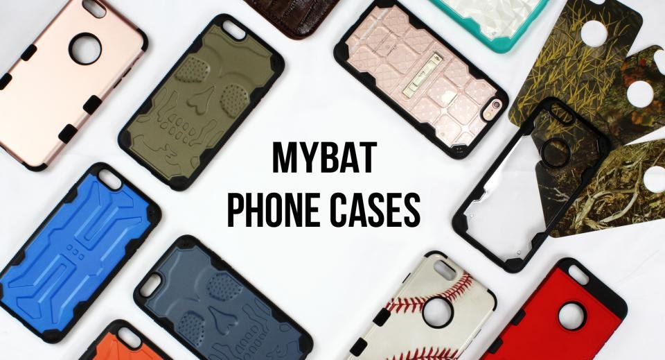 5c9f0480f9 MYBAT Phone Cases. We live in an age where your cell phone is no longer