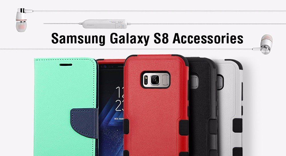 The 8 Best Accessories for the Samsung Galaxy S8