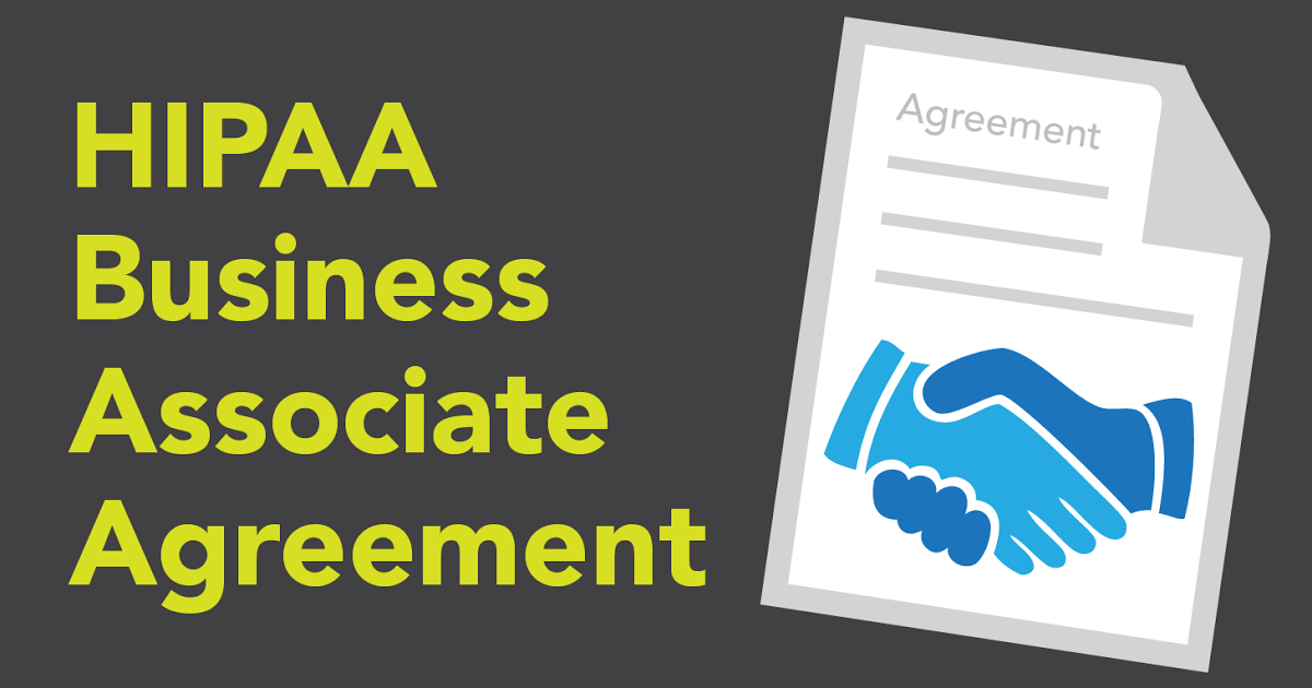 HIPAA Business Associate Agreement: Who's Really Responsible?