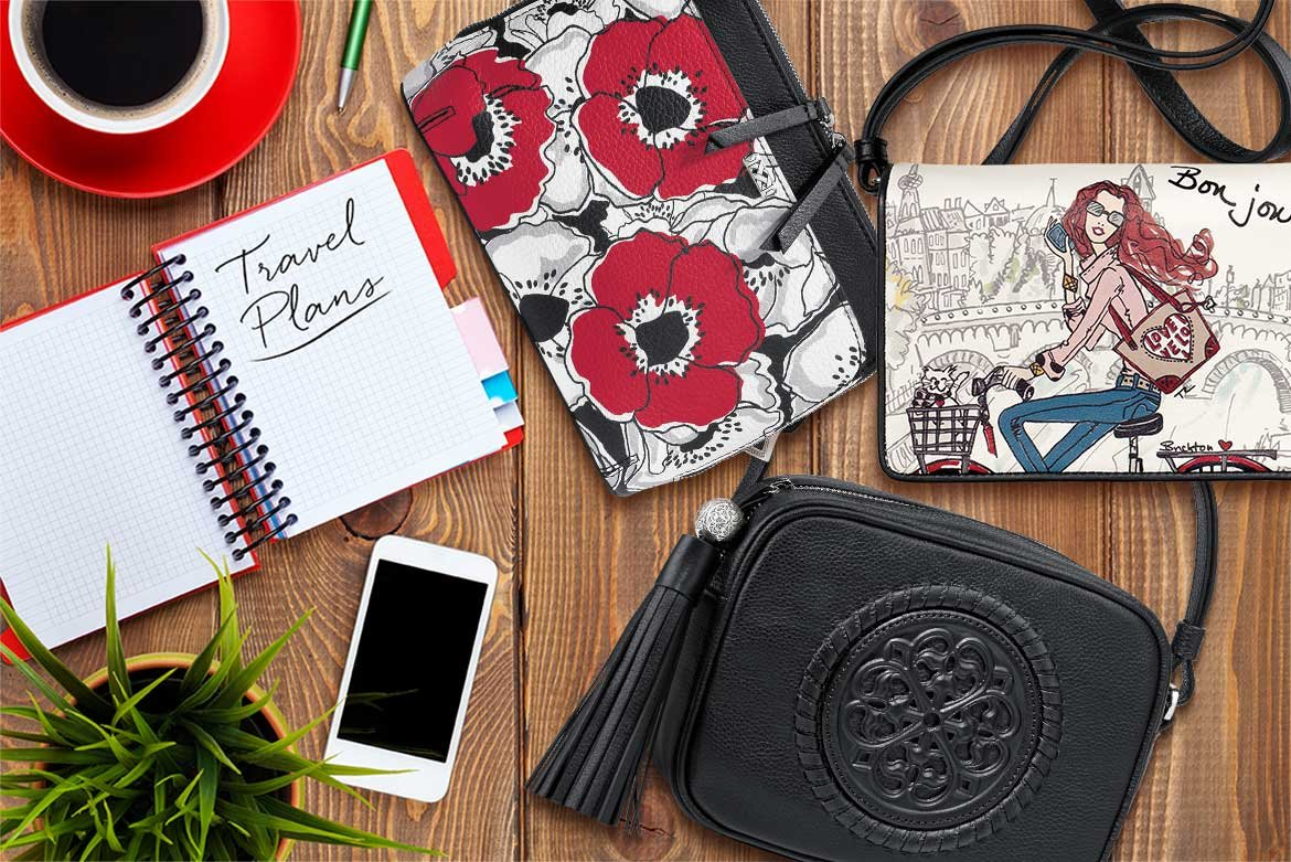 organizers and the best travel handbags