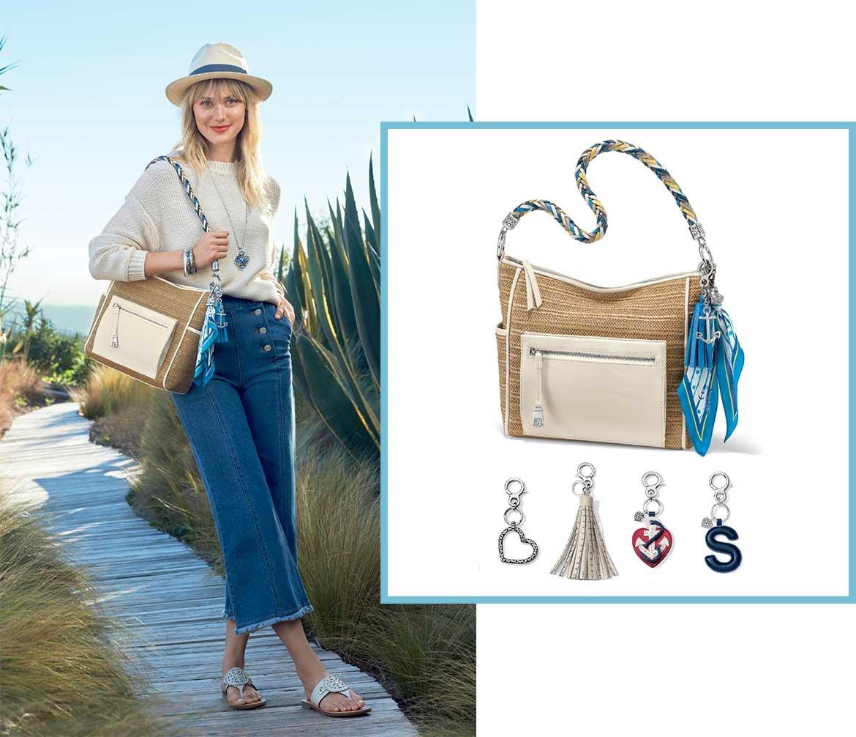 Brighton Your Bag Collection of customizable handbags