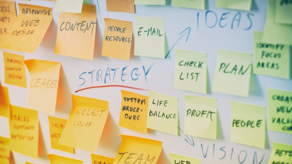 effective marketing plan - strategy